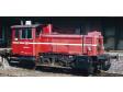 H0 - Dieselová lokomotiva BR 333 - DB (analog, zvuk)