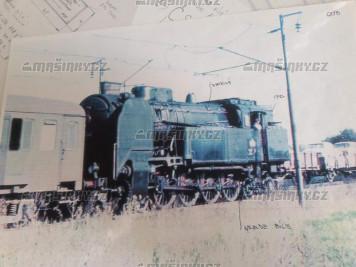 H0 - Parní lokomotiva 464.008 Nymburk - ČSD (DCC, zvuk)