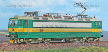 H0 - Elektrická lokomotiva řady 163 - ČD (analog)