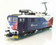 H0 - Elektrická lokomotiva 371 201-5 - ČD (analog)